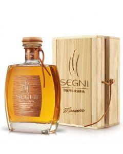 Riserva SEGNI - Grappa Cuvée extra aged 43%